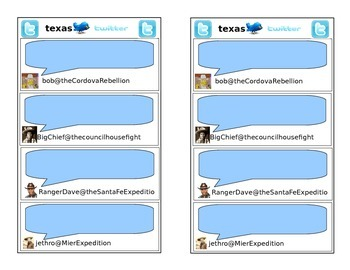 Republic of Texas Twitter