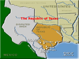 Republic of Texas notes for class