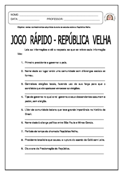 República Velha ( Brasil )