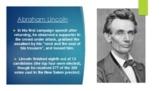 Republican and Democrat U.S. Presidents (Biography PowerPo