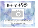 Request A Selfie