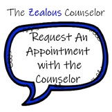 Request Appointment with the School Counselor