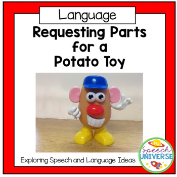 Requesting Parts for a Potato Toy