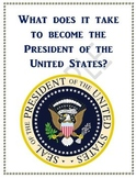 Requirements to be President of the United States