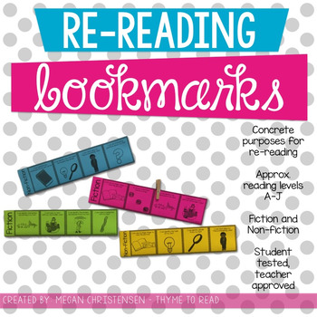 Rereading Bookmarks