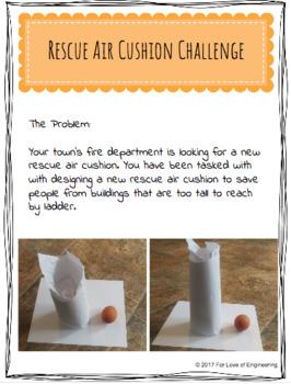 Rescue Air Cushion Design Challenge