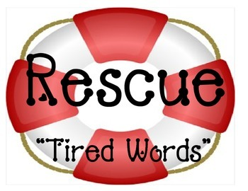 Rescue the Tired Words Beach theme