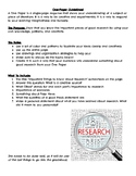 Research 1 Pager