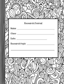 Research Writing Journal
