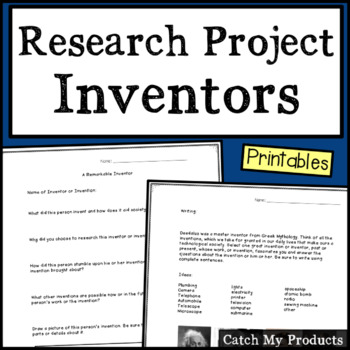 Research Project : Inventors