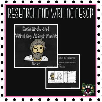 Research: Aesop