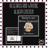 Research: Albert Einstein