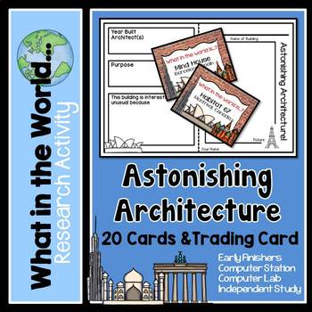 Research Project - Astonishing Architecture