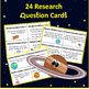 Planet Research Task Cards