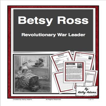 Research Betsy Ross American Revolution