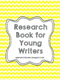 Research Book for Young Writers