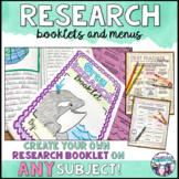 Research Booklet