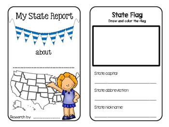 Research Booklet: States