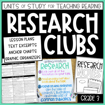 Research Clubs