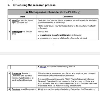 Research Competence Course Package