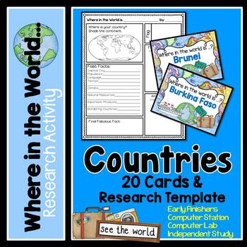 Research Project - Countries