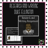 Research: Duke Ellington