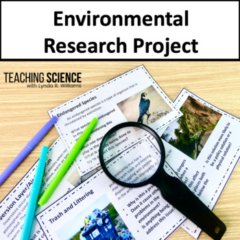 Research Ecological Problem And Form Solution