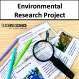 Research Ecological Problem And Form Solution MS LS2-5 and Utah SEEd 6.4.5