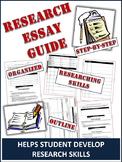 Research Essay Guide: A Clear 8 Page, Step-by-Step Guide to Successful Writing