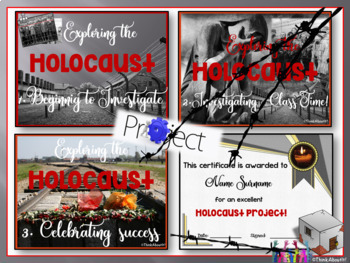 Research: Exploring the Holocaust - Complete Pack