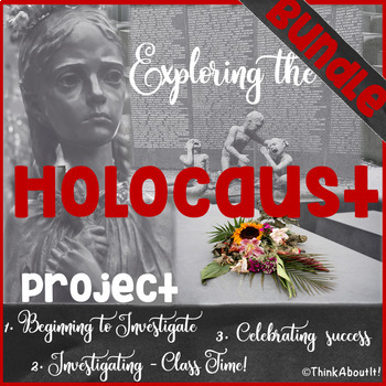 Holocaust Research: Exploring the Holocaust - Bundle