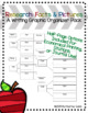 Research: Facts & Pictures: An EDITABLE Writing Graphic Organizer Pack