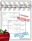 Research: Facts & Pictures: An EDITABLE Writing Graphic Or