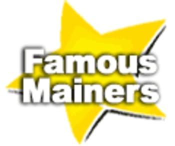Research Famous Mainer's Lesson Plan