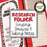 Research Folder