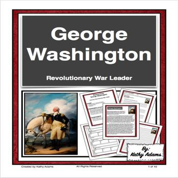 Research George Washington American Revolution