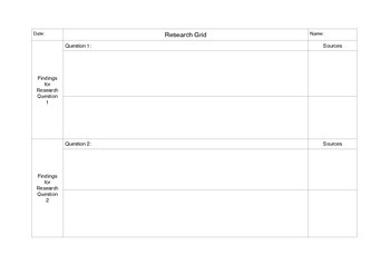 Research Grid