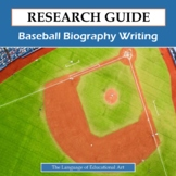 Research Guide: Baseball Biography Writing