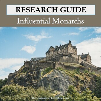 Research Guide: Influential Monarchs
