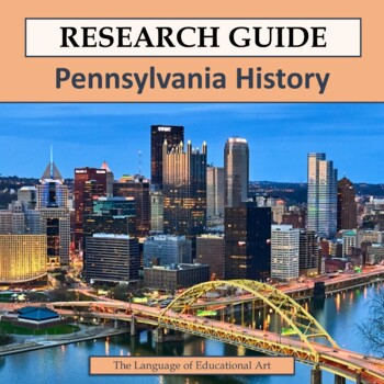 Research Guide: Pennsylvania History