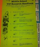 Research Handbook: Use the FINDS Model to teach the resear
