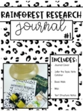 Research Journal - Biodiversity in the Rainforest (EL Education)
