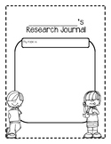Research Journal for ANY Topic