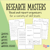 Research Masters