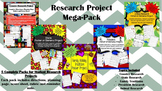Research Mega-Pack: 5 Student Research Projects