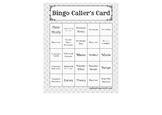 Research Method Bingo