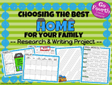 Research & Opinion Writing Project: Which Sears Home is be