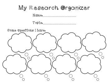 Research Organizer