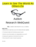 Research Packet About Autism