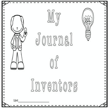 Inventors Research packet for the elementary Student